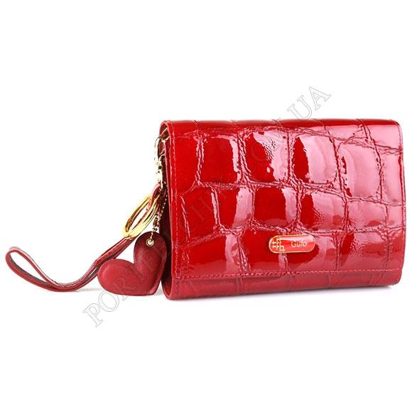 Шкіряний жіночий гаманець Gufo GFW 2325 RE