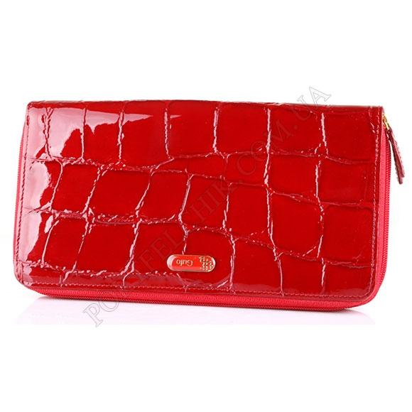 Кожаный женский кошелек Gufo GFW 2330 RE