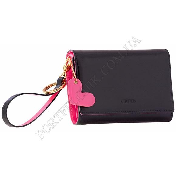 Кожаный женский кошелек Gufo GFW 2425 PI