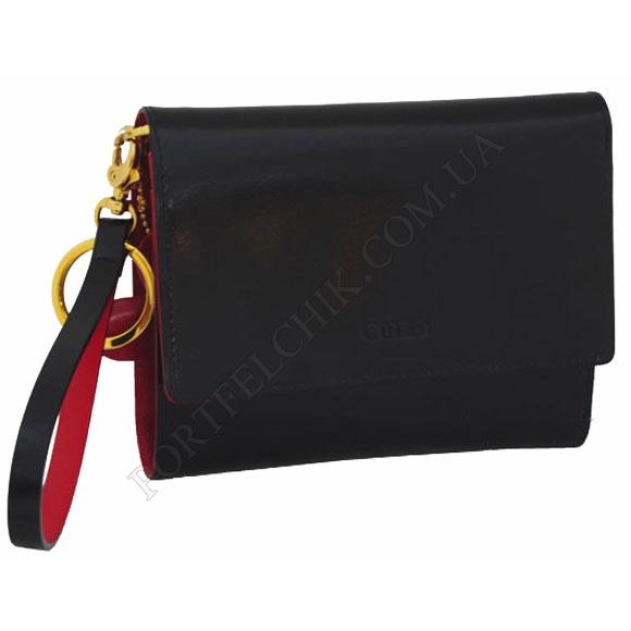 Кожаный женский кошелек Gufo GFW 2425 RE