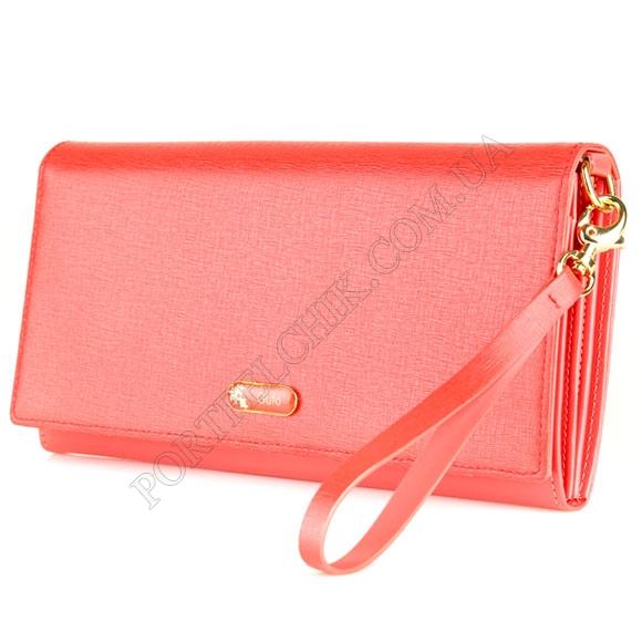 Шкіряний жіночий гаманець Gufo GFW 2806 RE