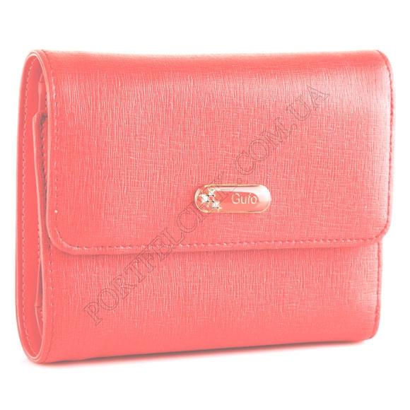 Шкіряний жіночий гаманець Gufo GFW 2809 RE