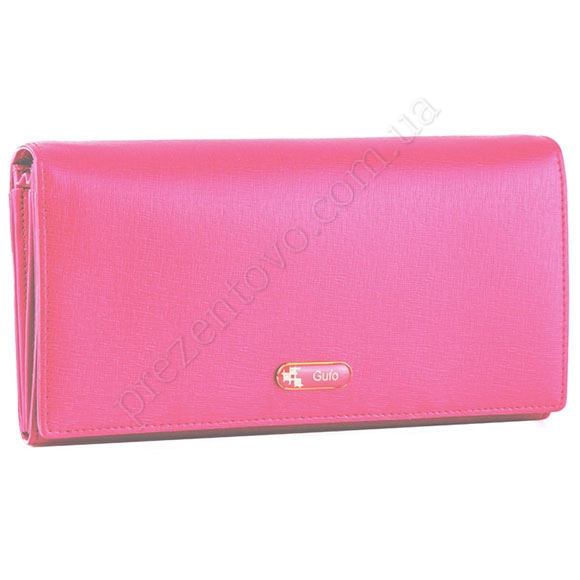 Шкіряний жіночий гаманець Gufo GFW 2815 VI