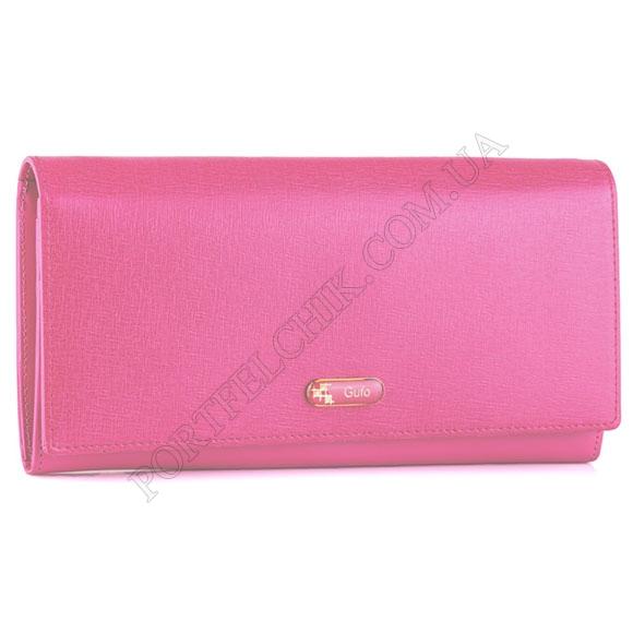 Шкіряний жіночий гаманець Gufo GFW 2816 VI