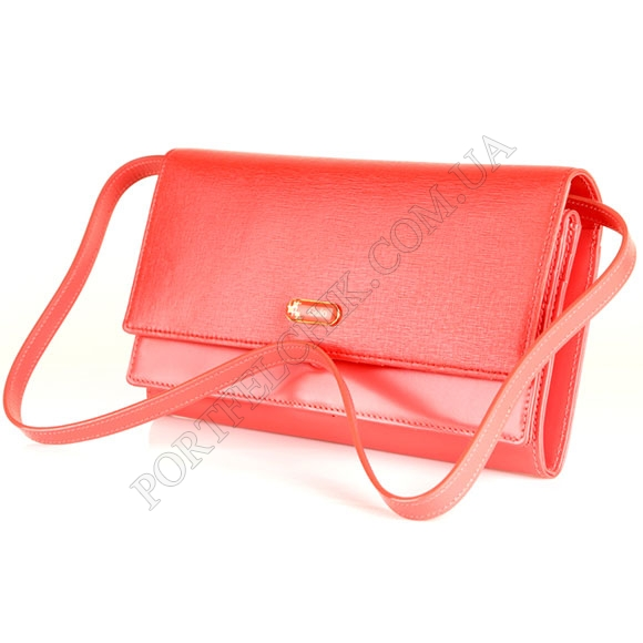 Кожаный женский кошелек Gufo GFW 2822 RE