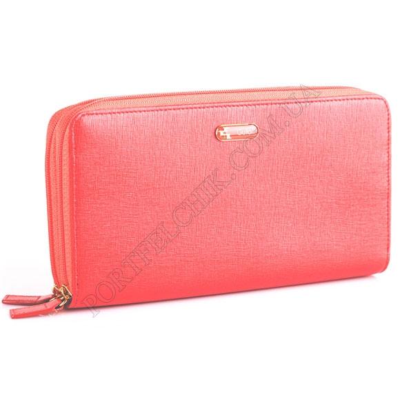 Кожаный женский кошелек Gufo GFW 2830 RE
