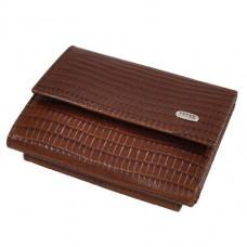 Кожаный женский кошелек Petek 261-041-02