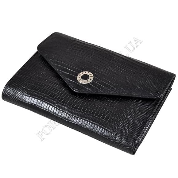 Жіночий гаманець Petek 308-041-01 чорний