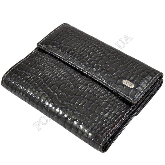 Жіночий гаманець Petek 335-091-26 чорний