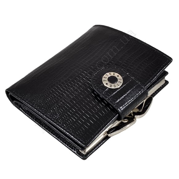 Жіночий гаманець Petek 336/1-041-01 чорний