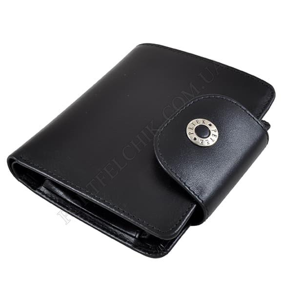 Жіночий гаманець Petek 346-000-01 чорний