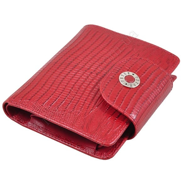 Жіночий гаманець Petek 346-041-10 червоний