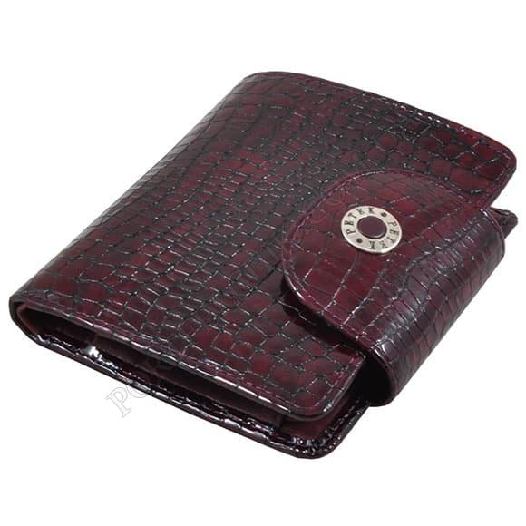 Жіночий гаманець Petek 346-091-03 бордовий