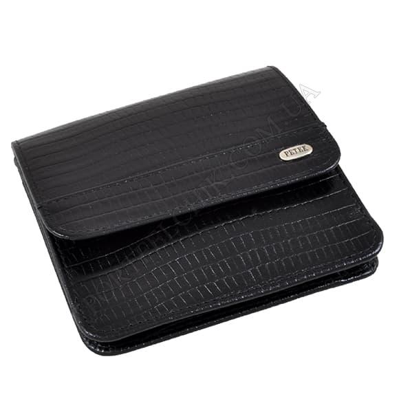 Жіночий гаманець Petek 355-041-01 чорний
