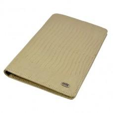 Жіночий бежевий гаманець Petek 378-041-20