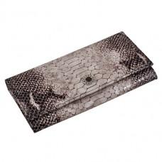 Жіночий гаманець бежевого кольору Petek 379-245-20