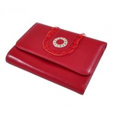 Жіночий червоний гаманець Petek 414-4000-10