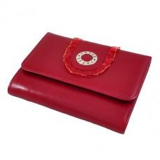 Жіночий червоний гаманець Petek 414-6000-10