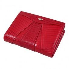 Жіночий червоний гаманець Petek 428-041-10
