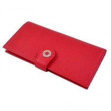 Жіночий червоний гаманець Petek 441-46D-10