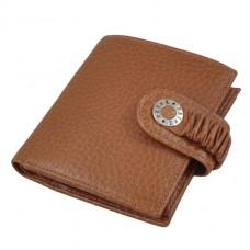 Жіночий бежевий гаманець Petek 449-46B-37