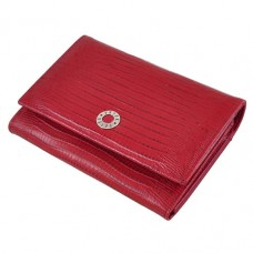 Жіночий червоний гаманець Petek 459-041-10