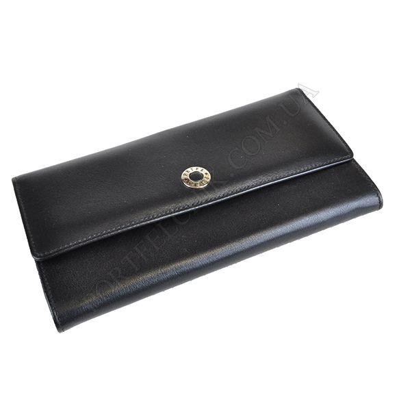 Жіночий гаманець Petek 466-000-01 чорний