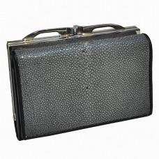 Жіночий гаманець зі шкіри ската River R 872 G-1