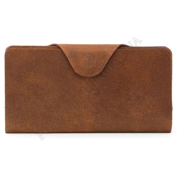 Женский кошелек Satchel Yoshi Y1311 2H коричневый