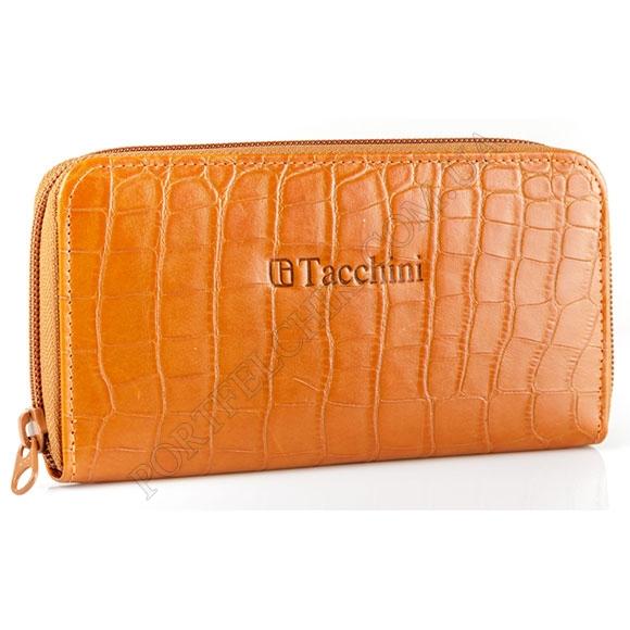 Женский кошелек Tacchini A 809 OR оранжевый