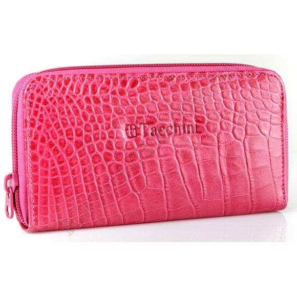 Шкіряний жіночий гаманець Tacchini A 809 PI