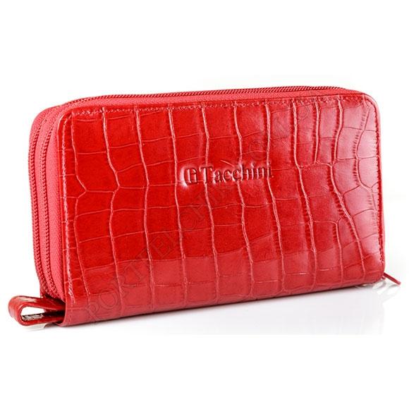 Жіночий гаманець Tacchini A 810 DRE червоний