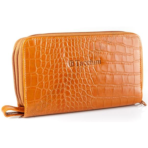 Шкіряний жіночий гаманець Tacchini A 810 OR