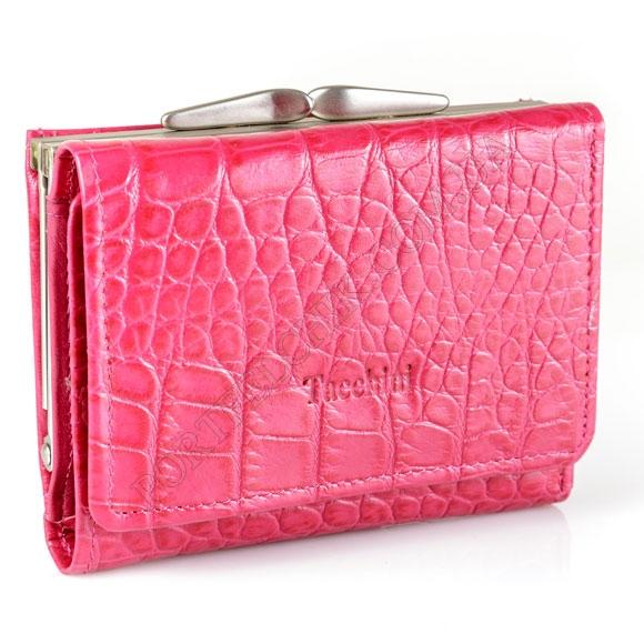 Шкіряний жіночий гаманець Tacchini A 812 PI