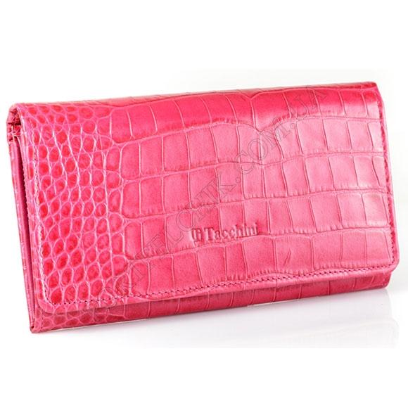 Шкіряний жіночий гаманець Tacchini A 813 PI