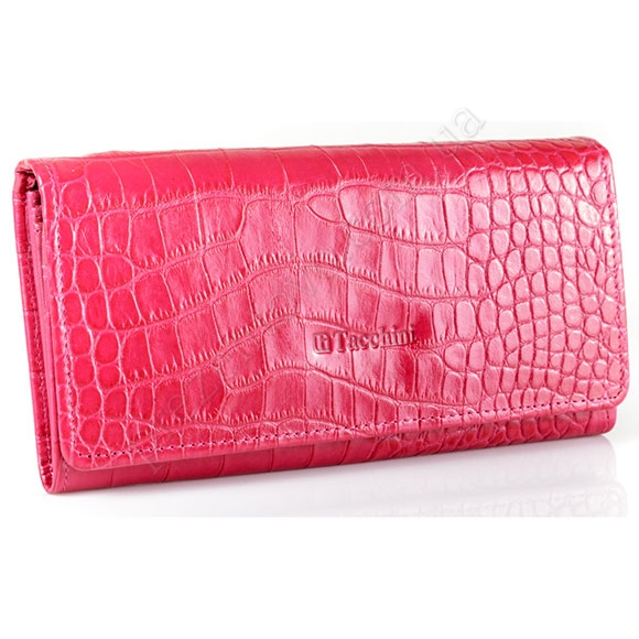Женский кошелек Tacchini A 814 PI розовый