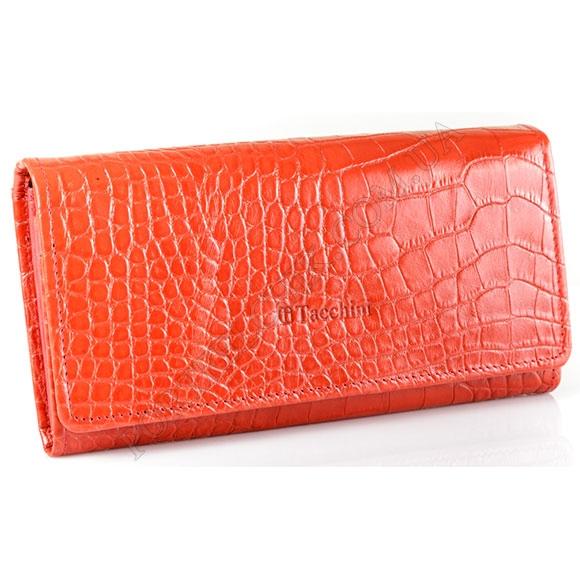 Кожаный женский кошелек Tacchini A 814 RE