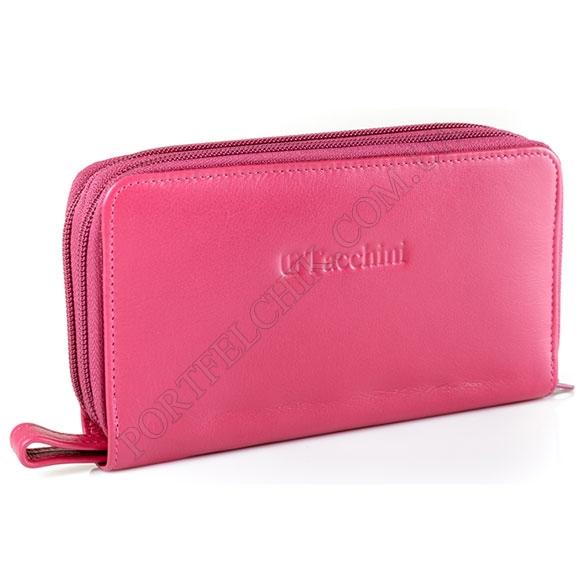 Шкіряний жіночий гаманець Tacchini NP 632 PI