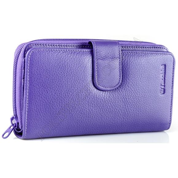 Шкіряний жіночий гаманець Tacchini NP 668 VI