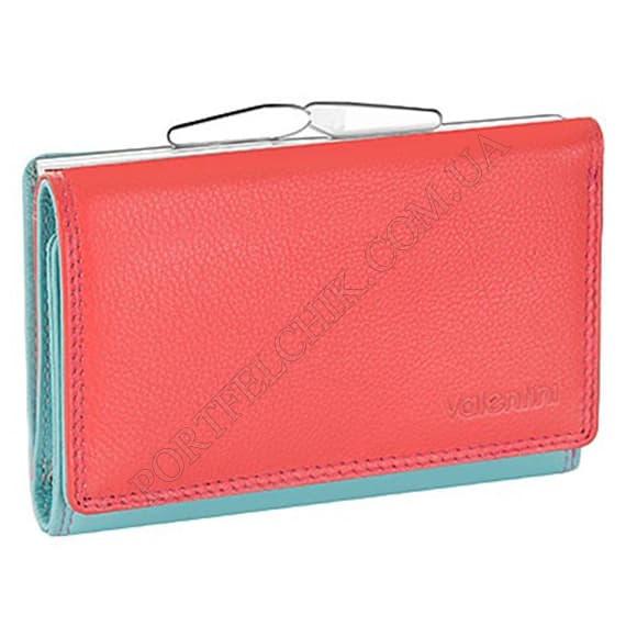 Жіночий гаманець Valentini 123-386-9 кольорові