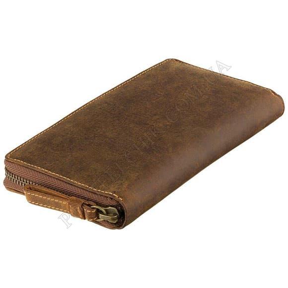 Жіночий гаманець Visconti 733 Oil Tan коричневий