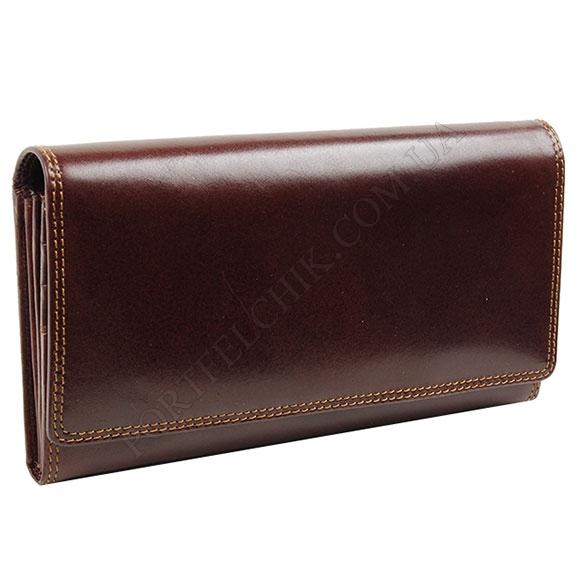 Жіночий гаманець Visconti MZ-10 Ita BR коричневий