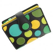 Маленький жіночий гаманець Visconti P-3 Lily Pad