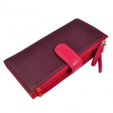Жіночий гаманець Visconti RB-100 Plum