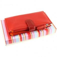 Жіночий гаманець Visconti RB-100 Red