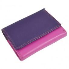 Кольоровий жіночий гаманець Visconti RB-39 Berry