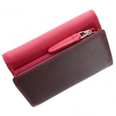 Жіночий кольоровий гаманець Visconti RB-39 Plum