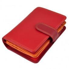 Красный кошелек женский Visconti RB-51 Red