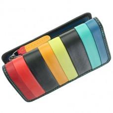 Кольоровий жіночий гаманець Visconti STR-3