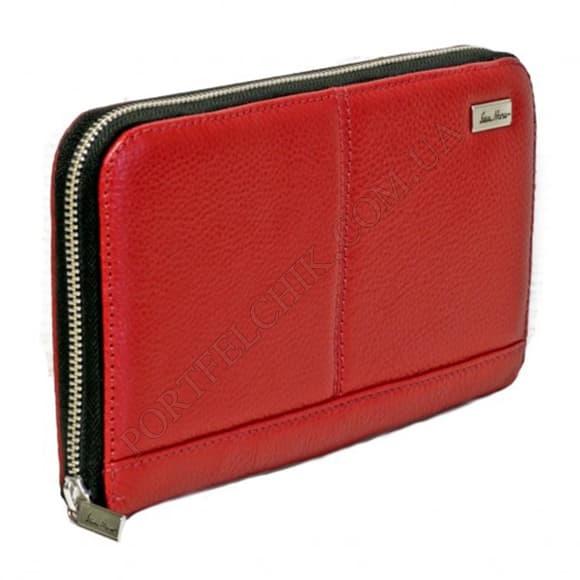 Жіночий гаманець Issa Hara CL2-1 (15-00) червоний
